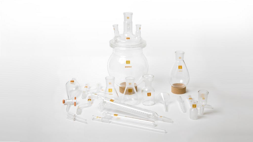 実験用耐熱ガラス